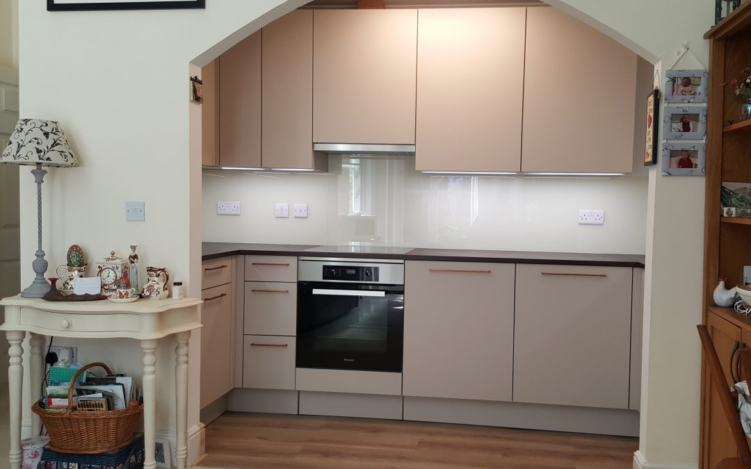 Compact Kitchen Solution