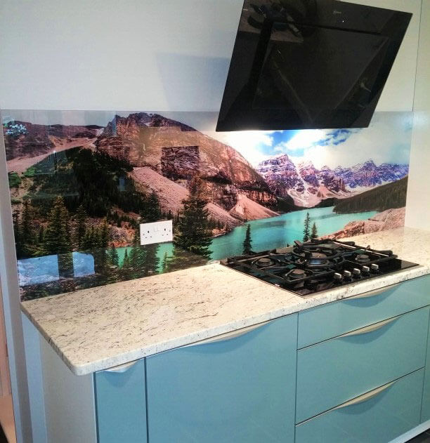 Glass Splashbacks Isle Of Wight