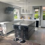 Contemporary Design with Bold Worktop
